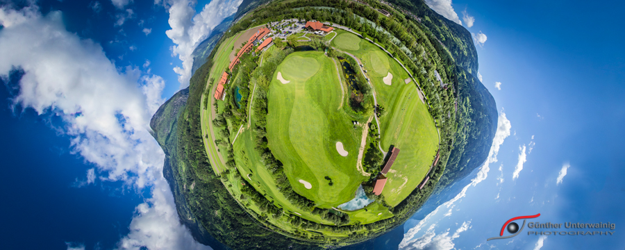 Virtuelle Tour Dolomitengolf RESORT